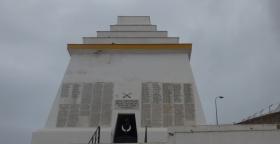 Panteón de Regulares, Melilla