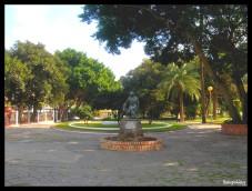 Estatua de Rodriguez de la Fuente