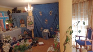Conjunto Cruz de Mayo, Marisa Escamez