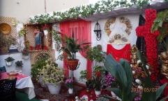 Cruz de Mayo y capilla