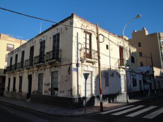 Edificio modernista desaparecido