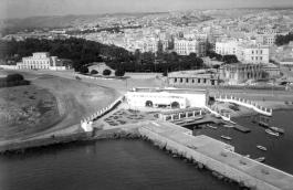 Parque Hernández, década 1950