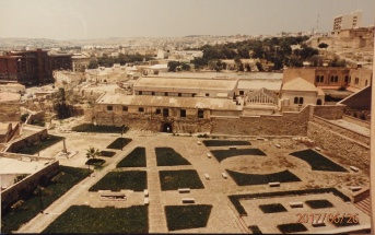 Plaza de Armas de Melilla