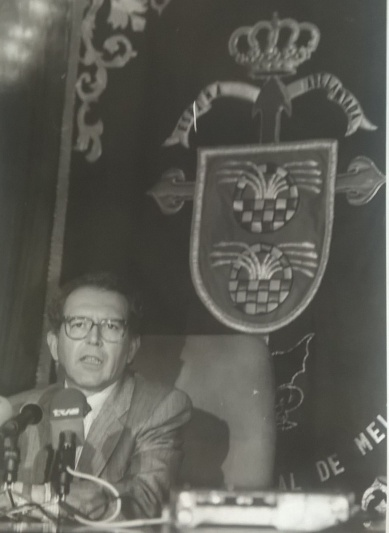 Eduardo Serra, Melilla 1999