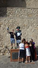 Empapelando al Tirano