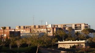 Hospital paralizado de Melilla