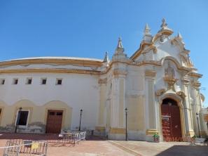 La cubierta de la plaza
