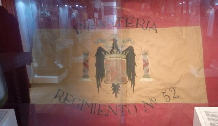 Rgtº Infatería de Melilla 52