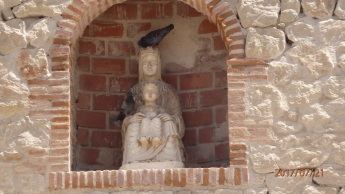 Virgen de la muralla
