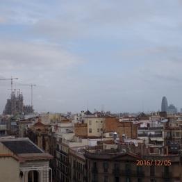 Sagrada Familia y Torre Agbar