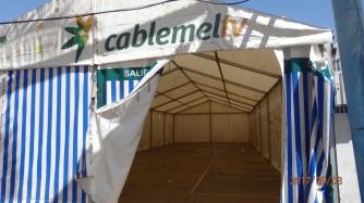 Caseta Cablemel tv