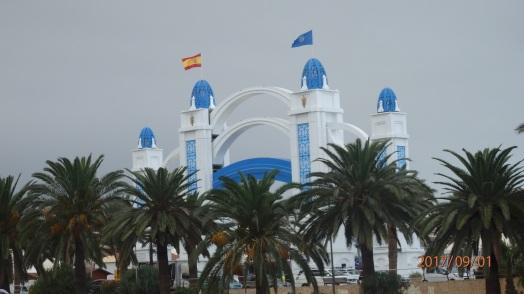 El portadón de Melilla