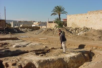 Excavaciones soterradas