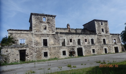 LLanes, palacio medieval