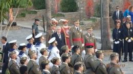 Llegada del Presidente Juan José Imbroda