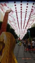 Paseo de Almería en ferias