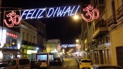 Diwali 2017 en Melilla