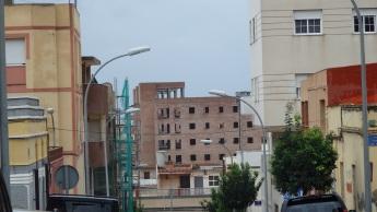 Hospital, desde Barrio de La Libertad