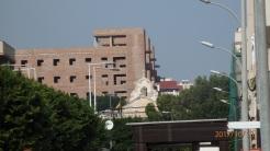 Hospital, desde calle Castilla