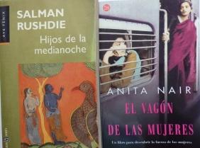 Salman Rushdie y Anita Nair
