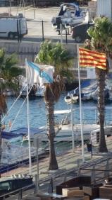 Senyera en Melilla