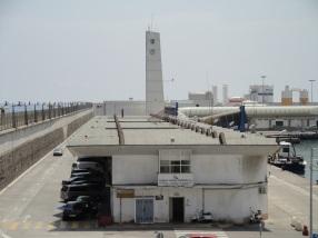 Antigua estación marítima