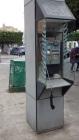 Poste telefónico y buzón