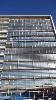 Torres V Centenario, fachada sur