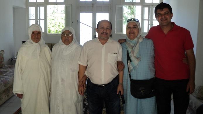 Aomar, organizados de los viajes a La Meca