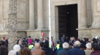 Procesión desde la Catedral