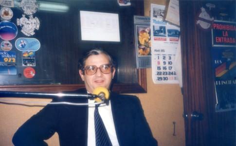 José Luis Fernándes de la Torre, 1985