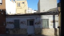Uralita en vivienda, calle Nápoles