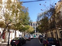 Acacias, calle Severo Ochoa