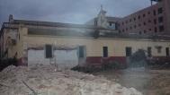 Barracón desaparecido, diciembre 2017