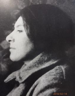 Yevguenia Yaroslavskaia- Markon, 1931