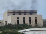 Humareda, zona de control