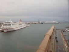 El último crucero