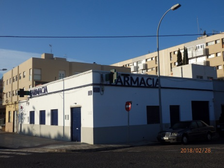 Farmacia Explanada de Camellos
