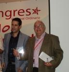 Julio Bassets y Amin Azmani
