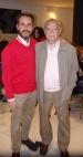Manuel Céspedes y Gregorio Escobar