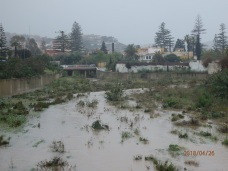 Río de Oro y arroyo Farhana