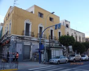 Edificio restaurante Fornos