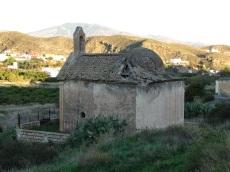 Panteón familia Almansa, Santa Fe de Mondujar