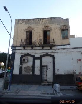 Esquina Álvaro de Bazán