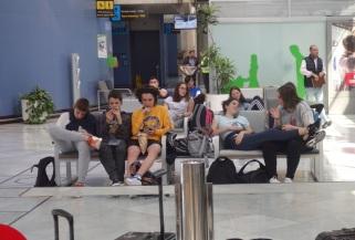 Estudiantes atrapados en Melilla