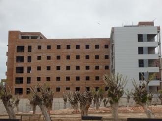 Hospital, edifico principal