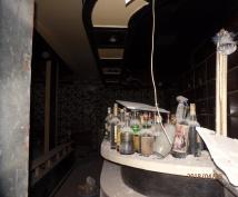 Interior del pub