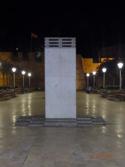 Plaza de Las Culuras