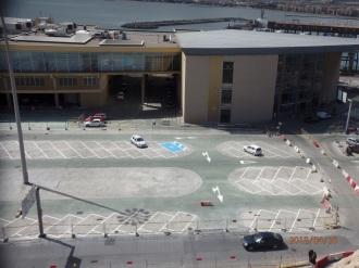 Ampliación del aparcamiento