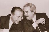 Paolo Borsellino y Falcone